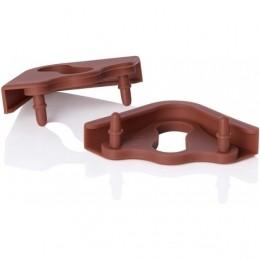 Noctua cromax na-savp6 anti-vibration pads - brown