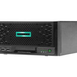 Server hpe microsrv e2224 16gb gen10+ intel e2224 16gb gbl no hdd