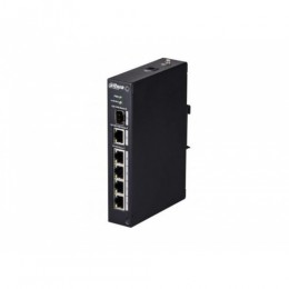 Switch 4p 10/100 +1 sfp 2-layer industrial level