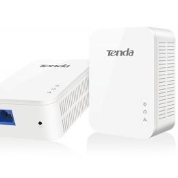 Powerline av1000 kit 2pz 1000mbps 1p gigabit tecnologia homeplug av2