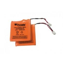 Batt-es1 batteria ricambio 3v delta -we