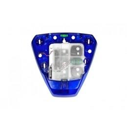 Deltae-bb sirena 105db con led stato impianto colore bleu
