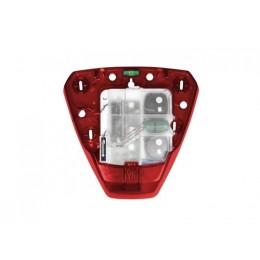 Deltae-br sirena 105db con led colore rosso
