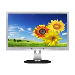 Monitor 22 refurbished philips 220p4l tft lcd 1680x10506   vga-dvi-d