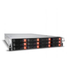 Server refurbished gateway gr180f1 e5620 rack 3x2gb no hdd  10/100/1000