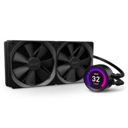Nzxt kraken z63 280mm aio liquid cooler + 2.36`` display