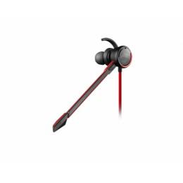 Auricolari gaming 3,5mm gh10 new black/red