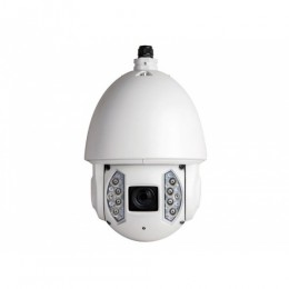 Camera ip 2mp ptz 6-180mm ir200m ip67 ik10 sd card hi-poe