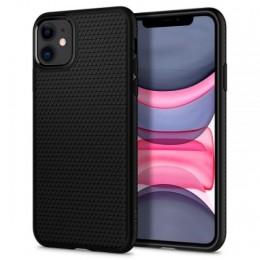 Custodia iphone 11  liquid air bk black