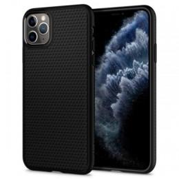 Custodia iphone 11pro liquid air bk black