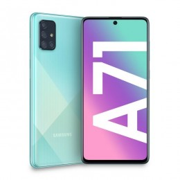 Sm samsung galaxy a71 blue 6,7 6+128gb ds ita