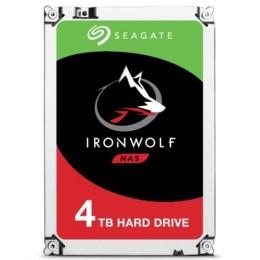 Hard Disk 3,5 4tb 5900rpm 64mb ironwolf sata3 seagate