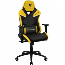 Thunder x3 tc5by poltrona gaming con air technology colorazione - bumblebee yellow