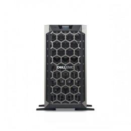 Server dell t340 e2224 16gb 1tb 8lff dvr raid sata sas 3y nbd 495w