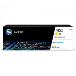 Hp 415x yellow laserjet toner