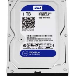 Hard Disk 3,5 1tb 7200rpm 64mb sata3 blue wd blue