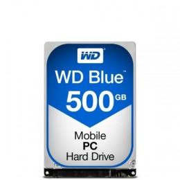 Hard Disk 2,5 500gb 5400rpm 8mb sata3 blue wd blue slim 6mm