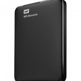 Hd ext 2,5 1tb wd elements usb3 new nero portable