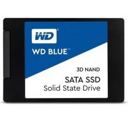 Western digital ssd 250gb 2.5`` blue sata3 3d nand wds250g2b0a (siae inclus