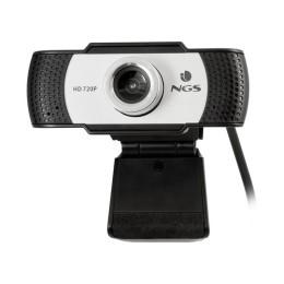 Ngs webcam xpresscam720 720p (1280*720) + microfono inc. ean:8435430618488