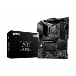 Msi z490-a pro atx lga1200