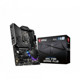 Msi z490 gam plus atx lga1200