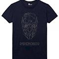 T-shirt dishonored 2 corvo mask (l)
