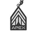 Portachiavi mass effect andromeda - apex (sc1)