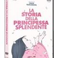 Film storia della principessa splendente (dvd)