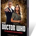 Serie tv doctor who  stagione 8 (dvd)