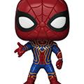 Funko pop ! avengers infinity war - iron spider (287)
