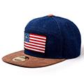 Cappellino far cry 5 - american flag denim snapback