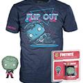 T-shirt fortnite pocket pop! & tee box love ranger (l)