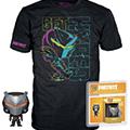 T-shirt fortnite pocket pop! & tee box omega (xl)