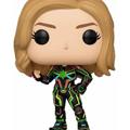 Funko pop ! captain marvel : captain marvel w/ neon suit