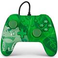 Pro controller con filo - tema pokemon : bulbasaur