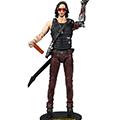 Action figure cyberpunk 2077 : johnny silverhand 18 cm (ax3)