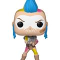 Funko pop ! rage 2 : mohawk girl