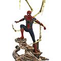 Statua avengers infinity war : iron spider 23 cm (dst)
