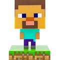 Lampada minecraft : steve icon light (pld) (ax3)