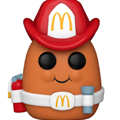 Funko pop ! ad icons: mcdonald`s - fireman mcnugget (112)