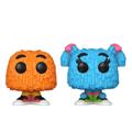 Funko pop! ad icons: mcdonald`s 2-pack fry guy (orange/blu)
