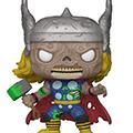 Funko pop ! marvel zombies : thor (787)