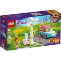 Lego friends : l`auto elettrica di olivia