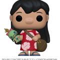 Funko pop ! lilo & stitch : lilo w/ scrump