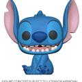 Funko pop ! lilo & stitch : smiling seated stitch