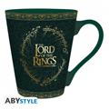 Tazza il signore degli anelli : elven (ax2)