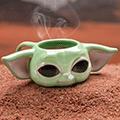 Tazza star wars mandalorian the child shaped mug (pld)