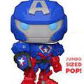 Funko pop ! marvel avengers mech captain america 25 cm excl1