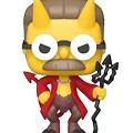 Funko pop ! the simpson : devil flanders (gitd) (1029) excl.